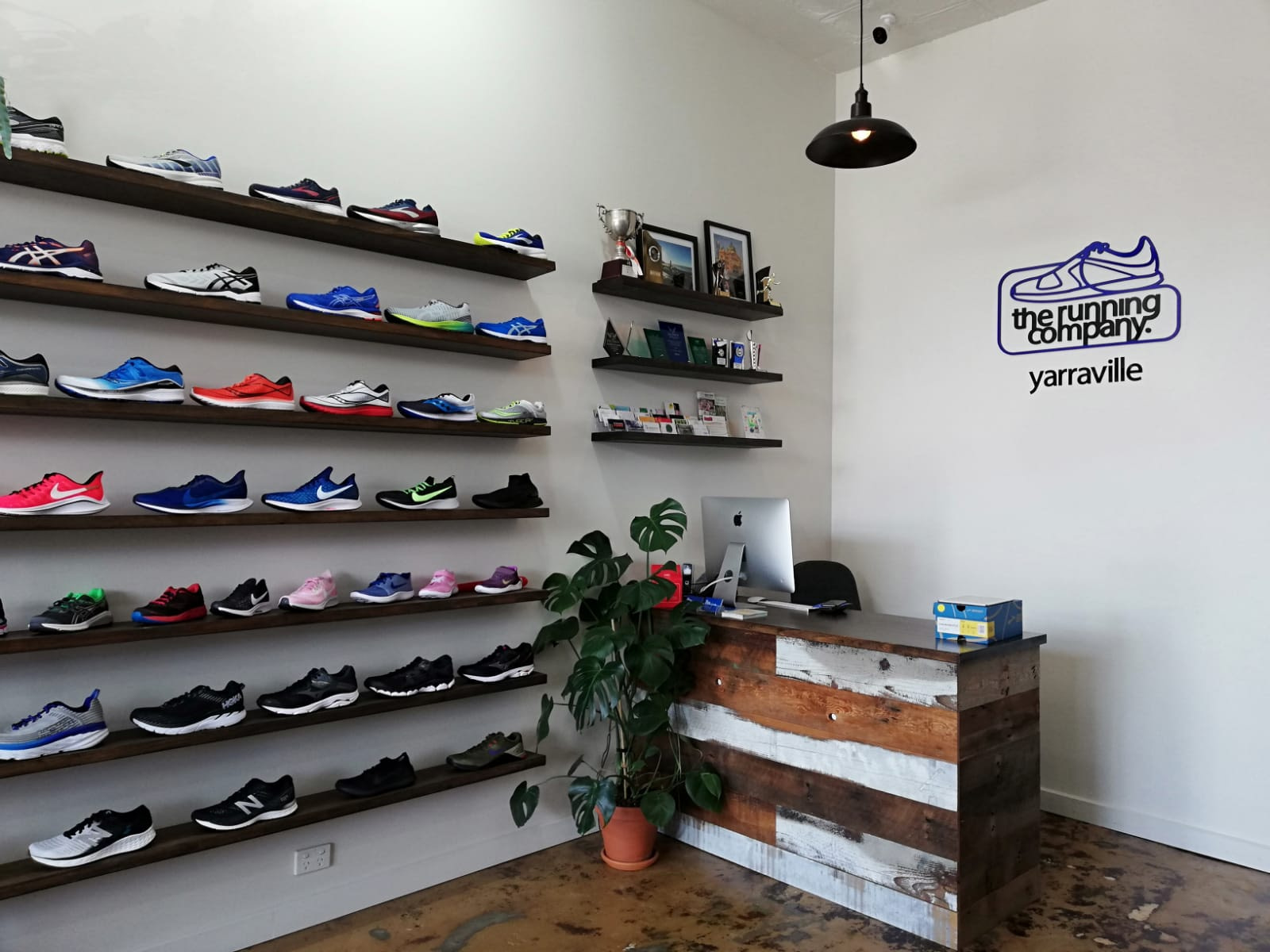 Diving Deep Into Melbourne's Latest Running Shoes Store