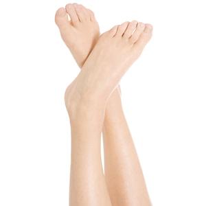 adult feet